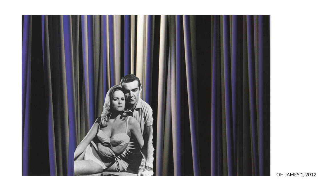 marisa coppiano collage james bond