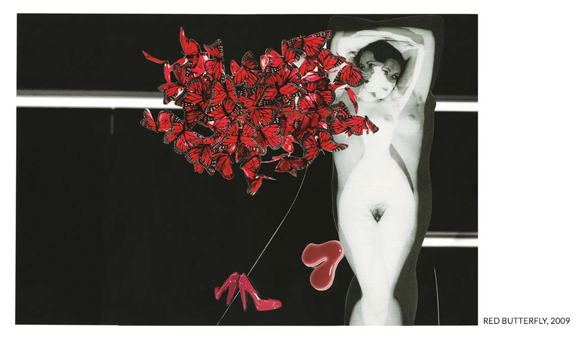 marisa coppiano collage eros