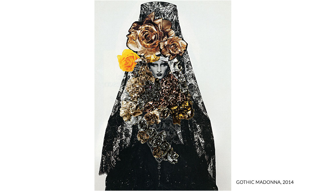 marisa coppiano collage madonne
