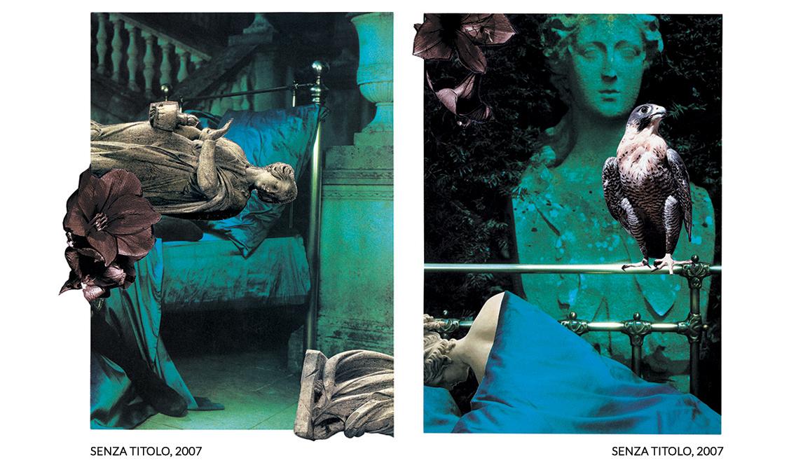 marisa coppiano collage fate silenzio