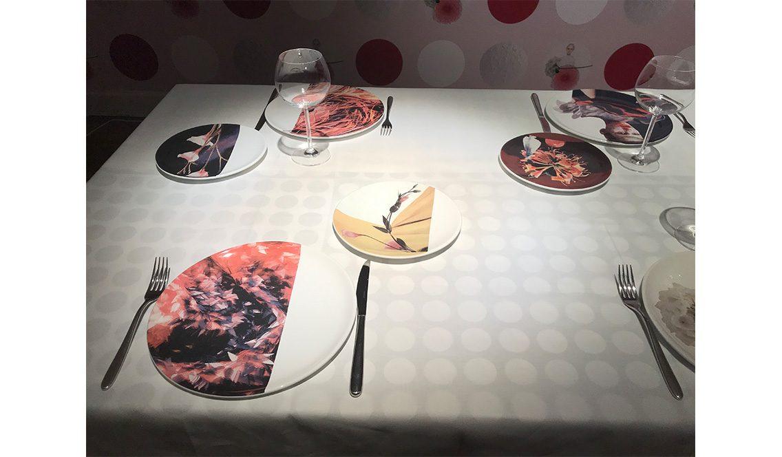 marisacoppiano maison event casa vuota piatti cammei fine art