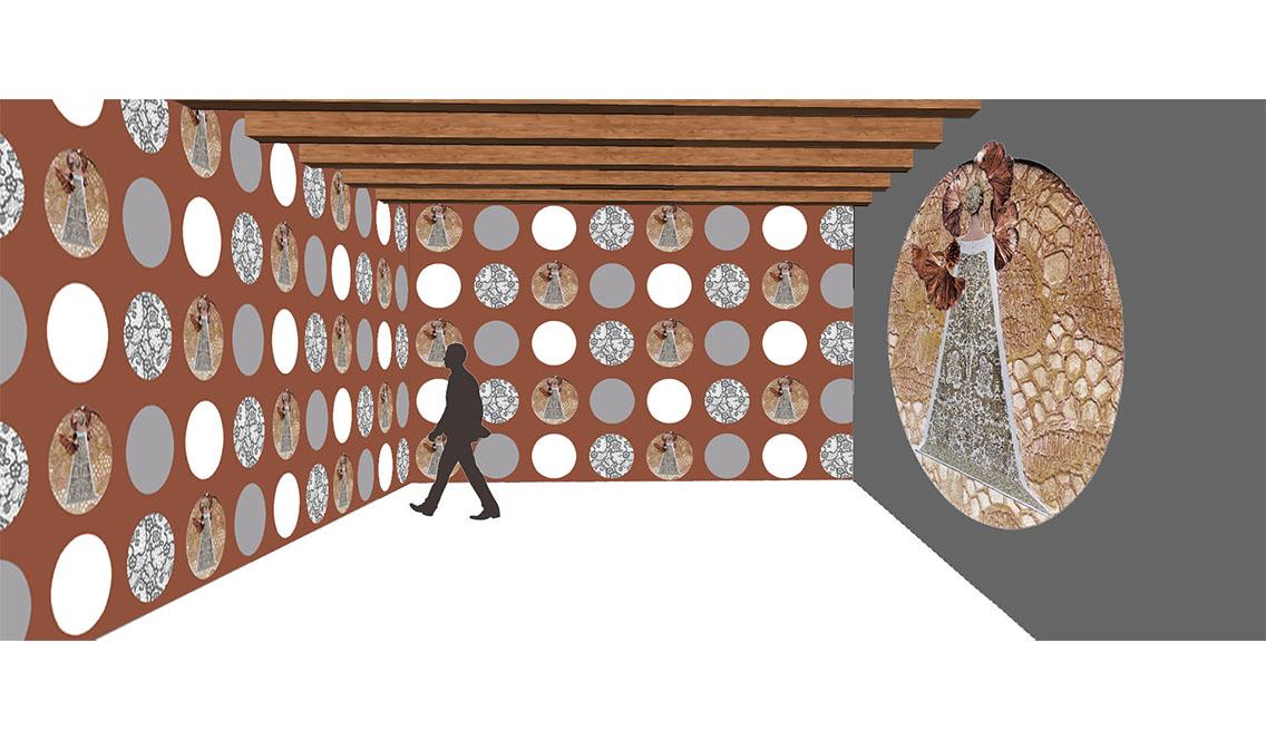 marisa coppiano wallpaper villa d'este concorso grafica