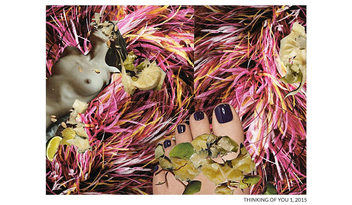 marisa coppiano collage per monica