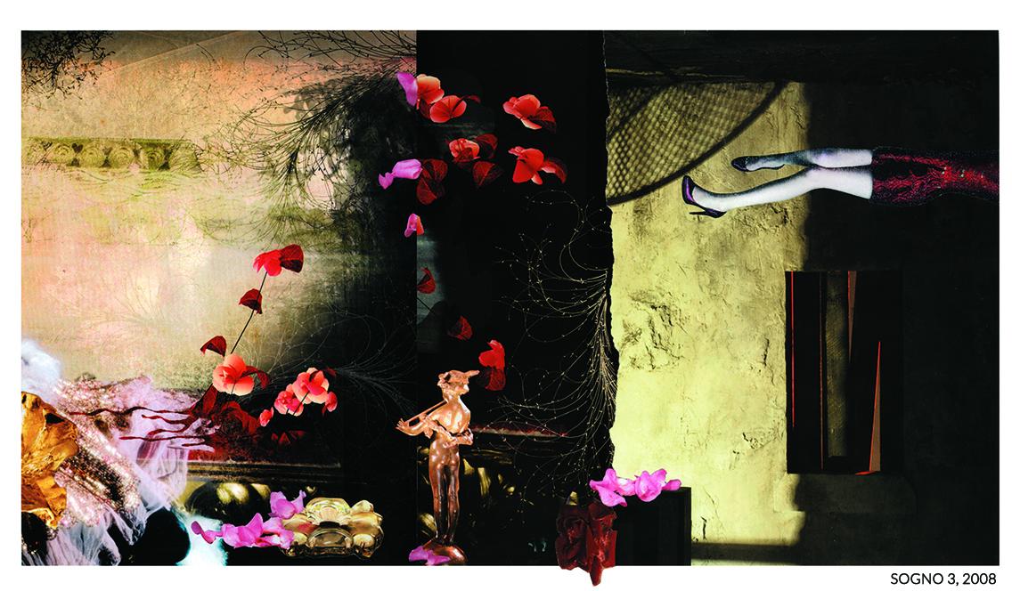 marisa coppiano collage dreams