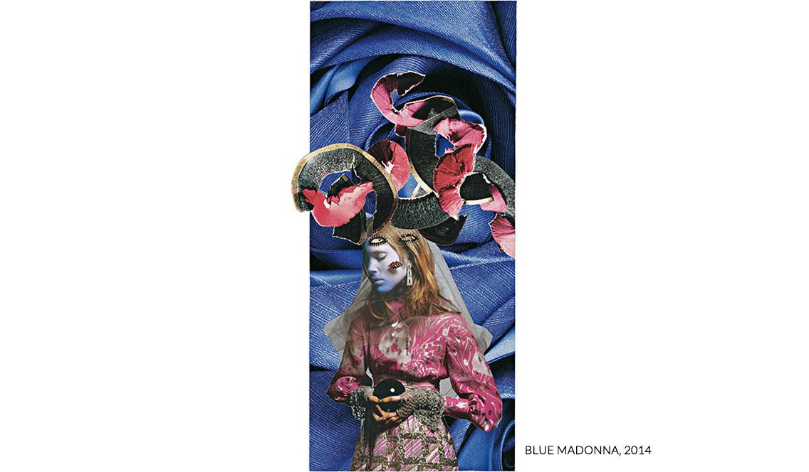 marisa coppiano collage madonne