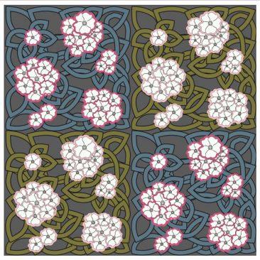 villa d'este cover wallpaper design marisa coppiano fine art collage